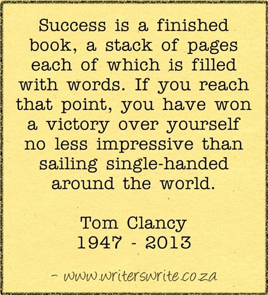 tom clancy success