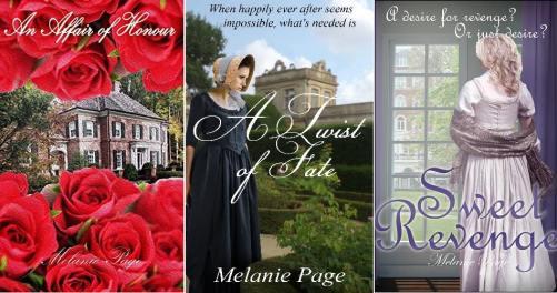 BookBaybZ Melanie Page Regency
