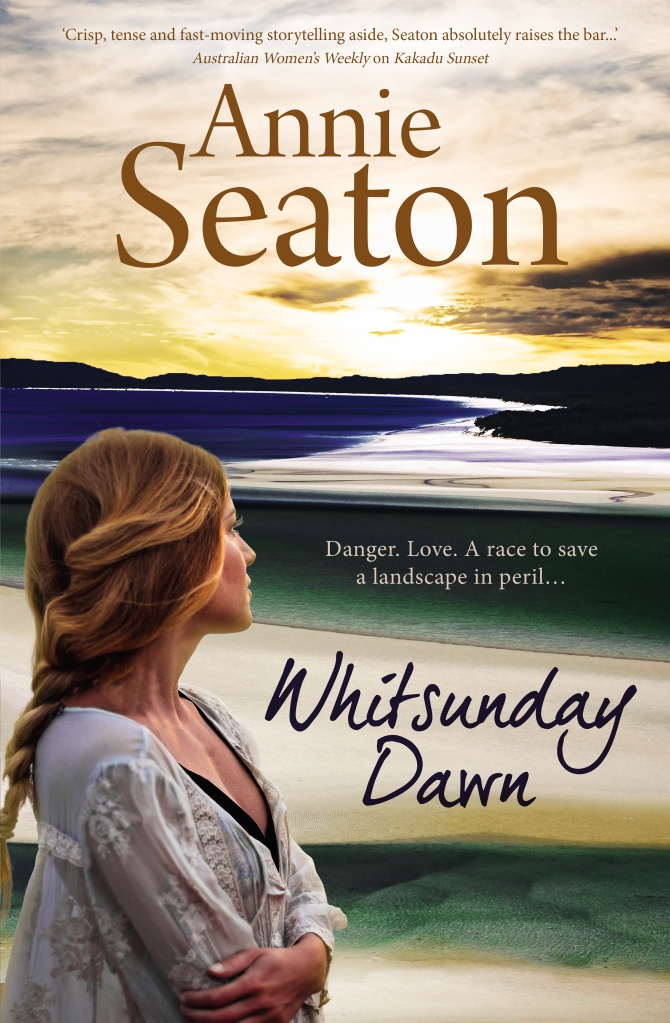 White sunday dawn - Annie Seaton