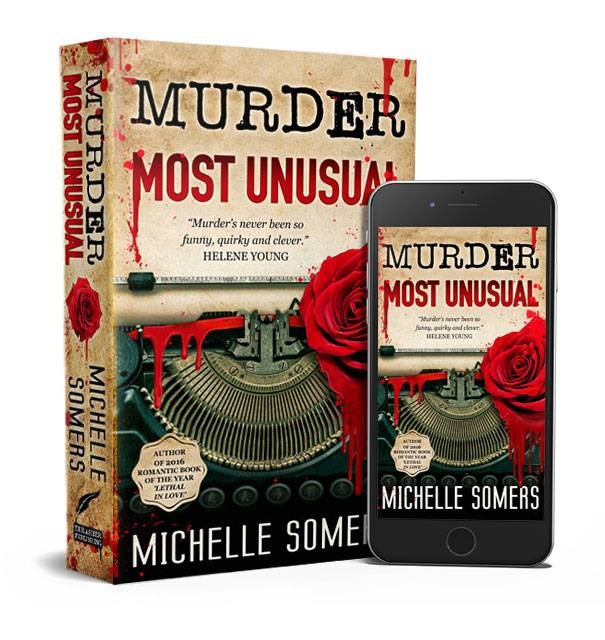 Michelle Somers Murder most unusual