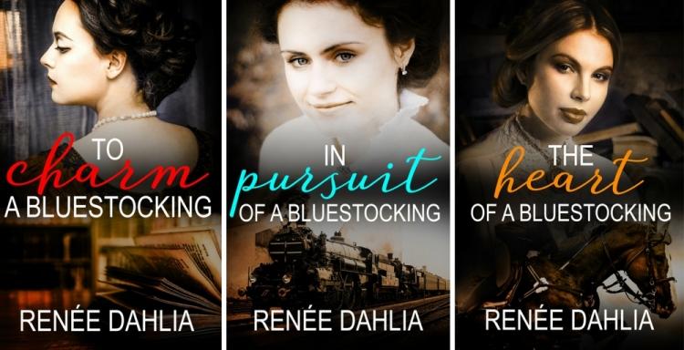 bluestocking covers