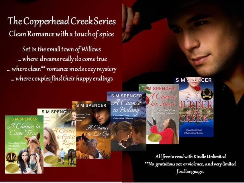 Copperhead Creek Series August 2018 - with awards