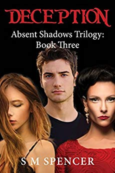 YA paranormal trilogy—Absent Shadows book 3