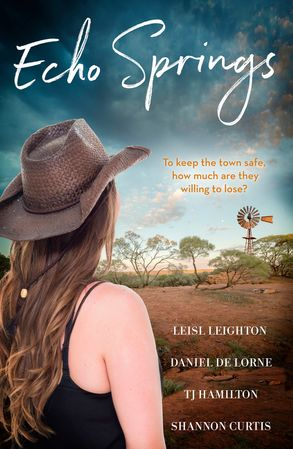 Echo Springs Cover