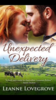 Unexpected Delivery – An Interview with Leanne Lovegrove