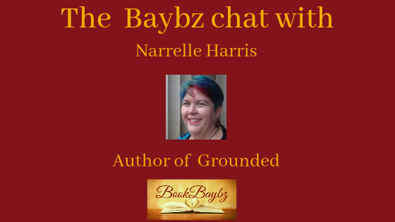 Narrelle Harris & The BookBaybZ