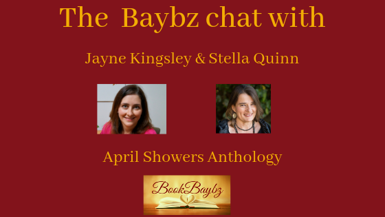 The BookBaybZ Jayne Kingsley & Stella Quinn