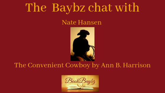 The Wild Wild West and a chat with a Hot Cowboy!