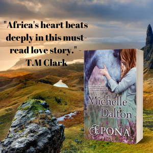 Epona Michelle Dalton Author BookBaybZ Bestseller