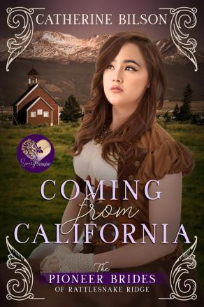 coming from California Catherine Bilson BookBaybZ