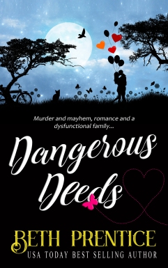 Dangerous Deeds BookBaybZ