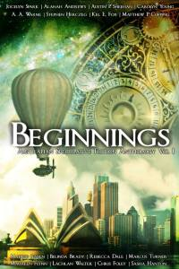 New Beginnings Anthology BookBaybZ Author interviews