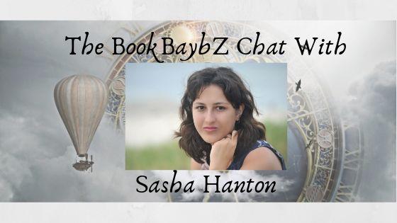 Sasha Hanton Author BookBaybZ Spec Fic