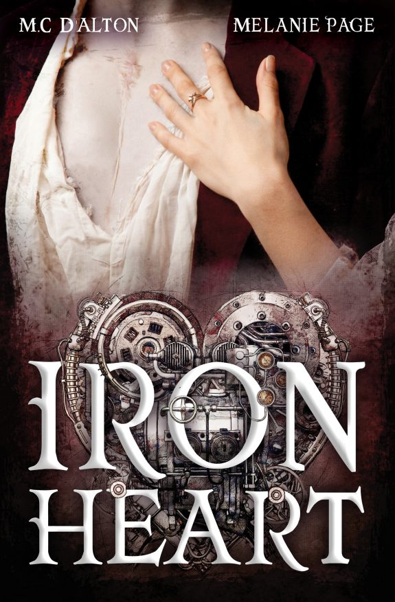Iron Heart Iron Universe Steampunk Romance reads BookBaybZ