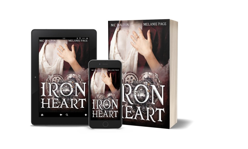 Iron Heart Inron Universe Vulpine Press MC D'Alton Melanie Page Steampunk Romance Read Book