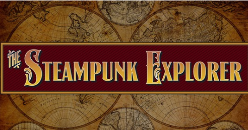 The Steampunk Explorer Magazine Online Writers Iron heart BookbaybZ